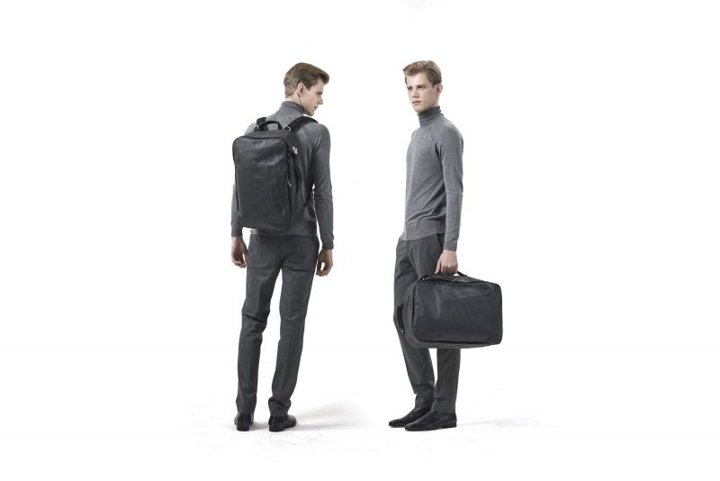 Backpack - Organic Jet Black