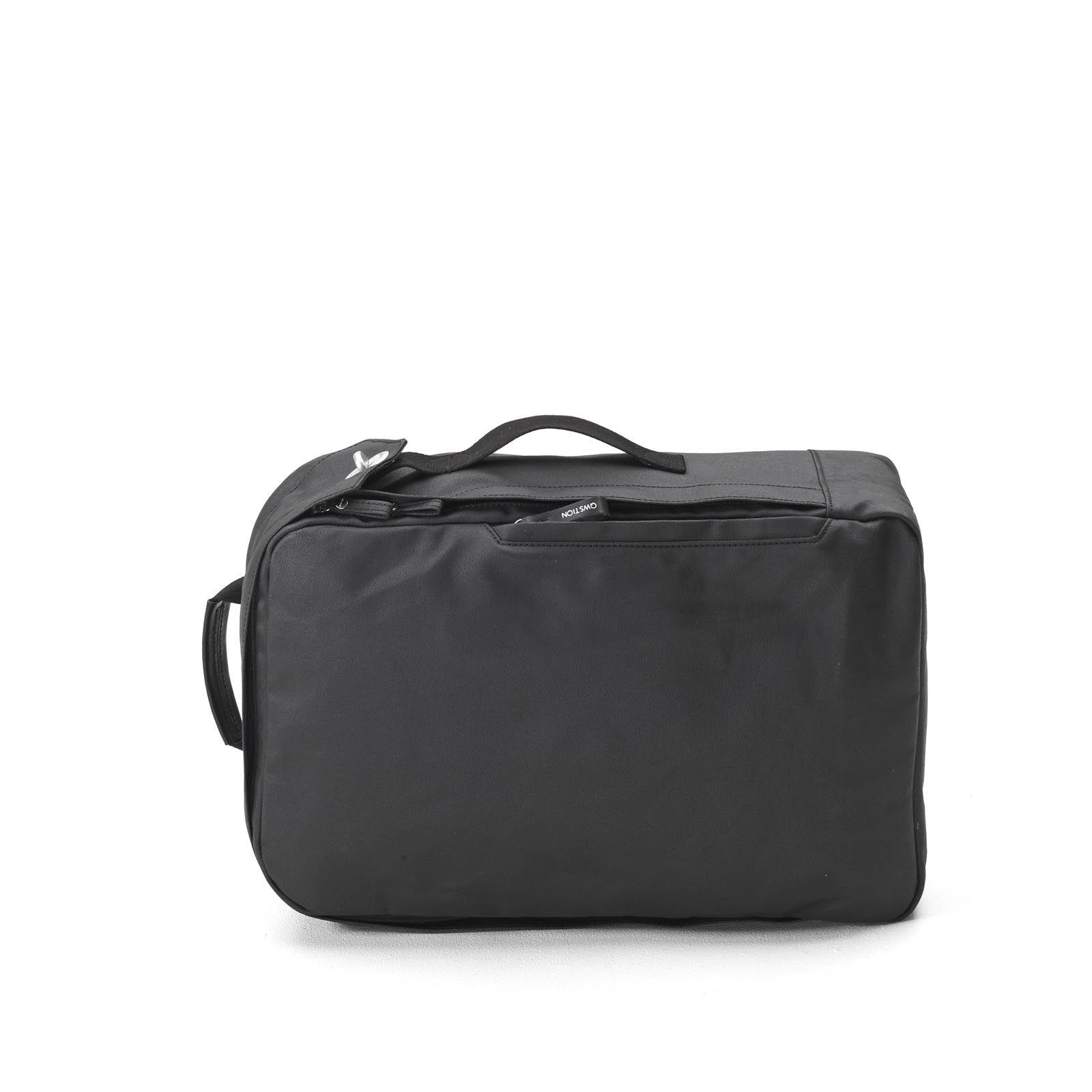 Backpack - Organic Jet Black