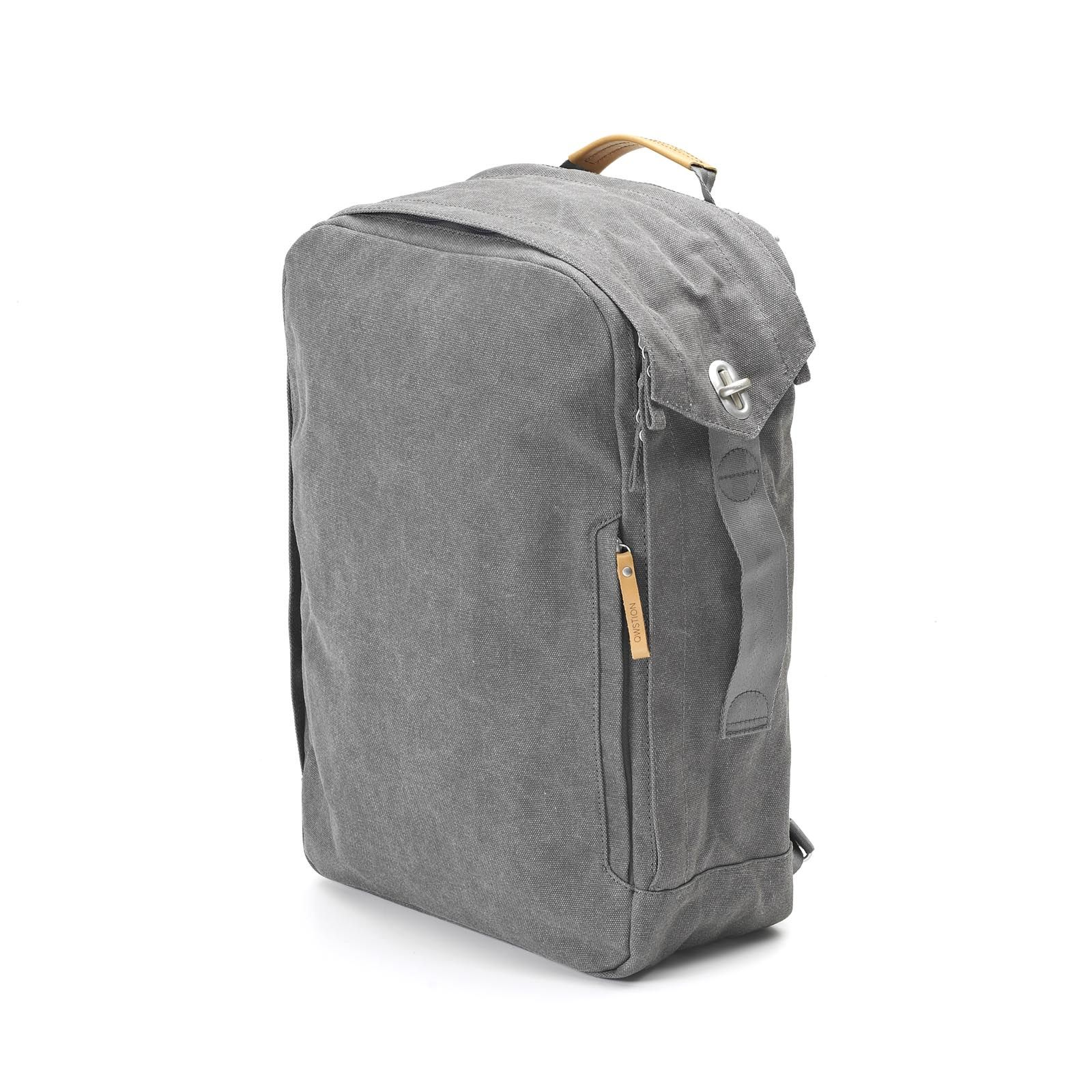 Backpack - Organic Washed Grey