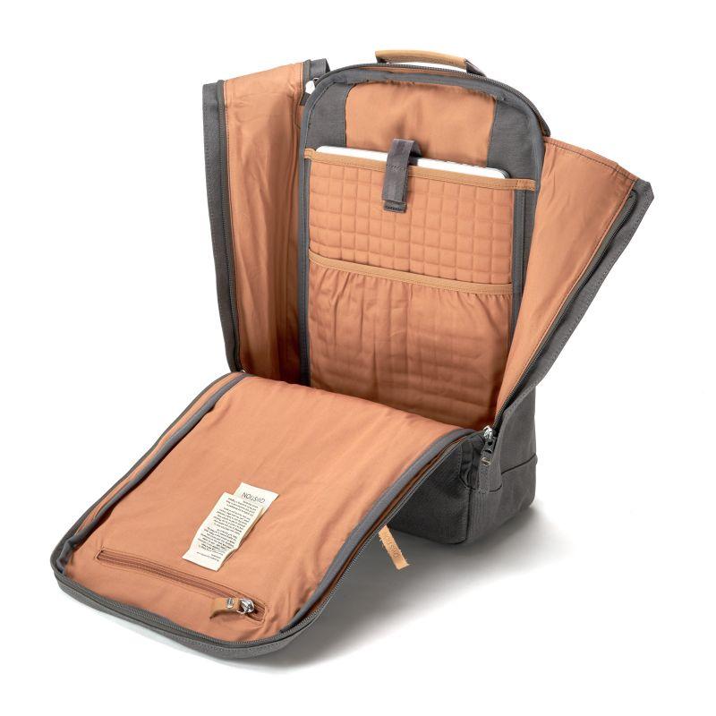 Backpack - Organic Washed Grey
