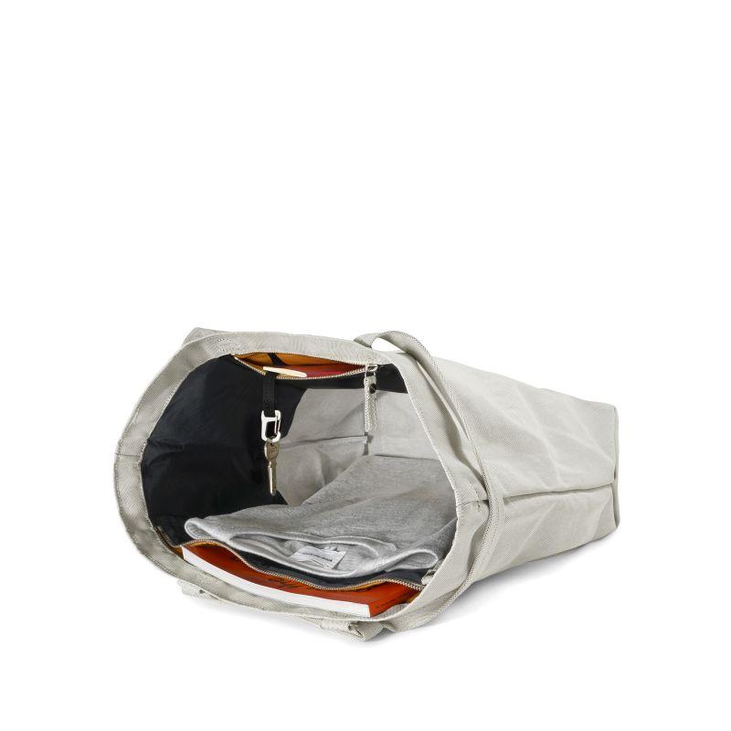 Bananatex® Tote Bag Large - Gravel Raven