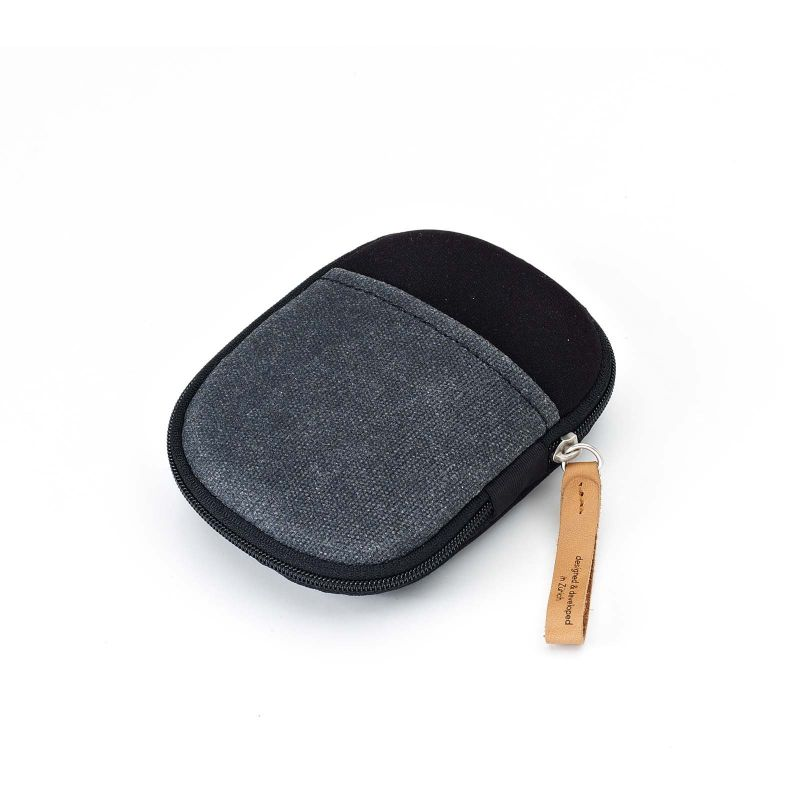 Camera Pouch - Washed Black