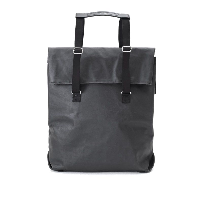 Day Tote - Organic Jet Black