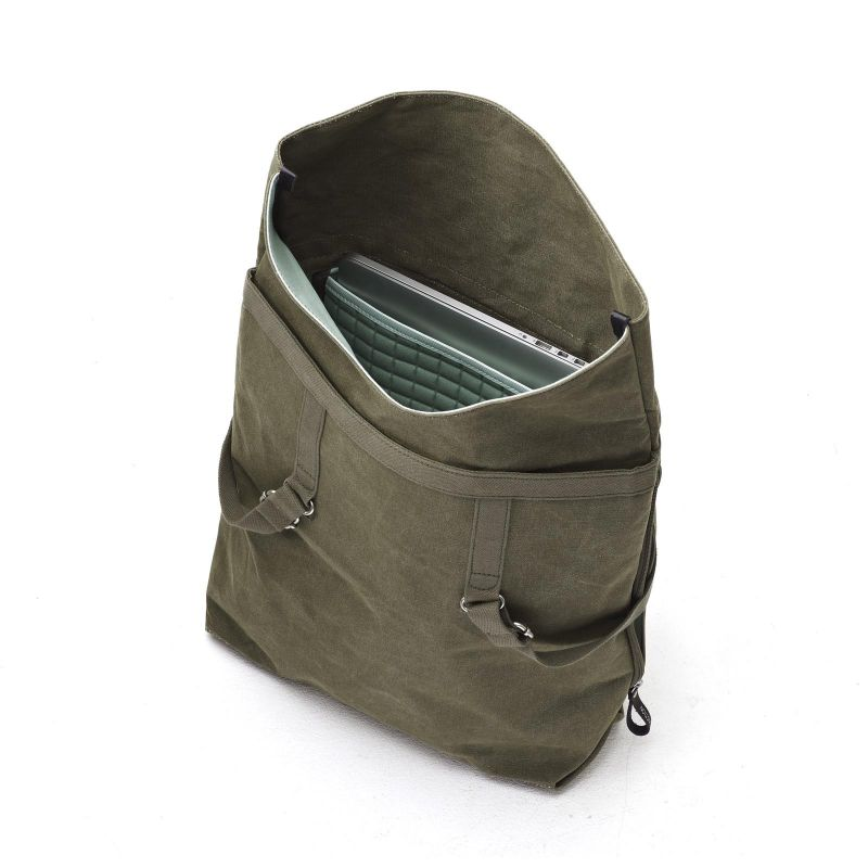 Day Tote - Olive