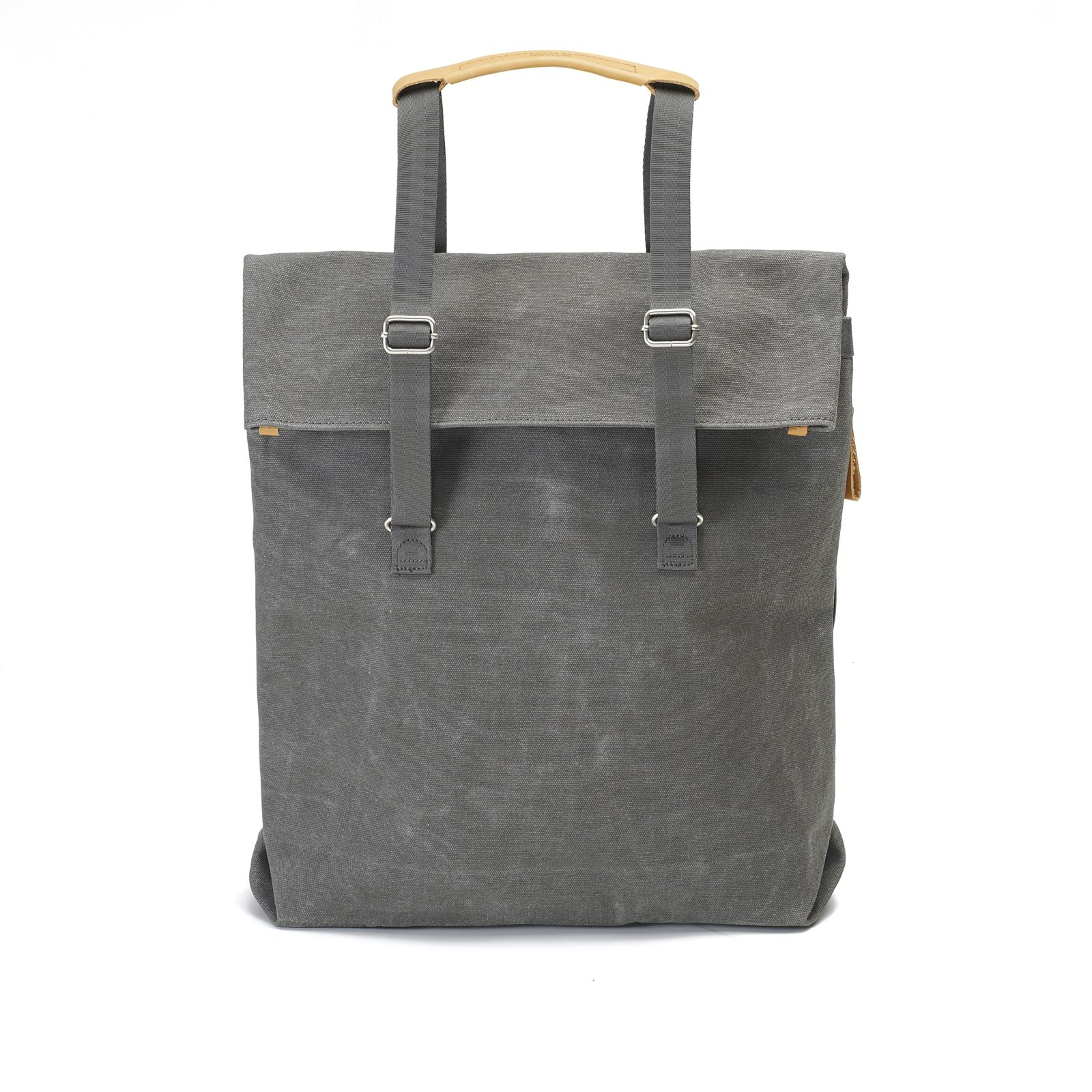 Day Tote - Organic Washed Grey