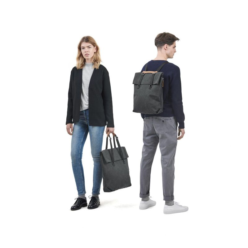 Day Tote - Washed Black