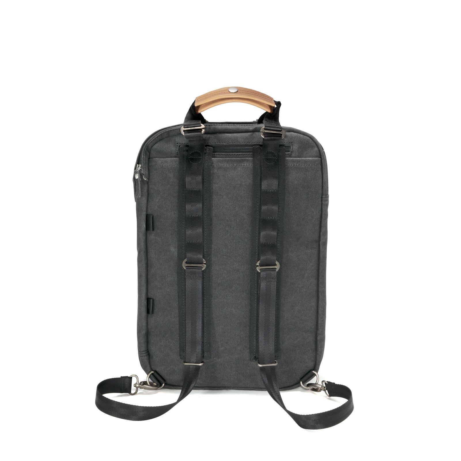 Daypack - Organic Washed Black