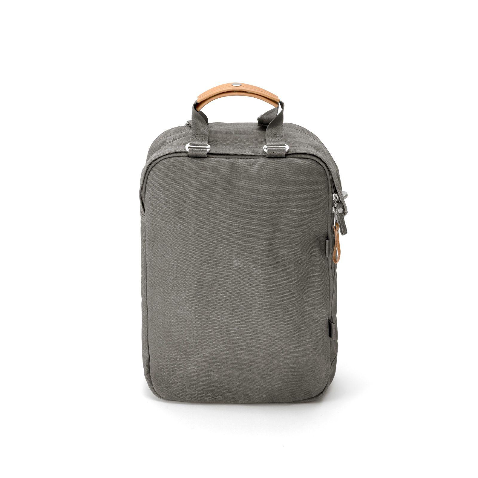 Daypack - Organic Washed Grey