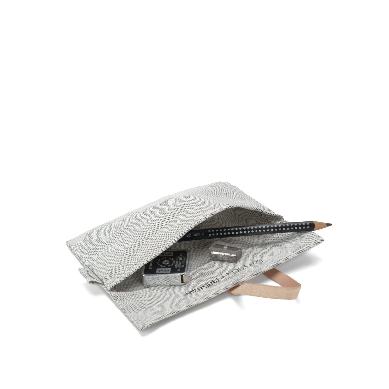 Fold Pouch / Bananatex® - QWSTION + Magazin