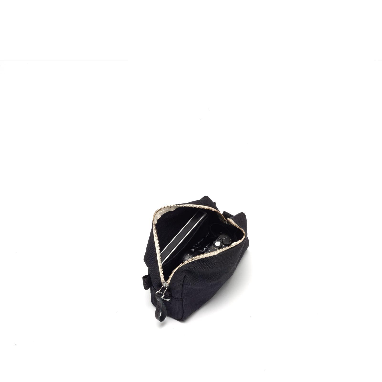 Hip Pouch / Bananatex® (All Black) - All Black