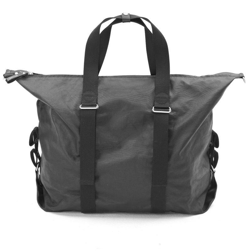 Simple Holdall - Organic Jet Black