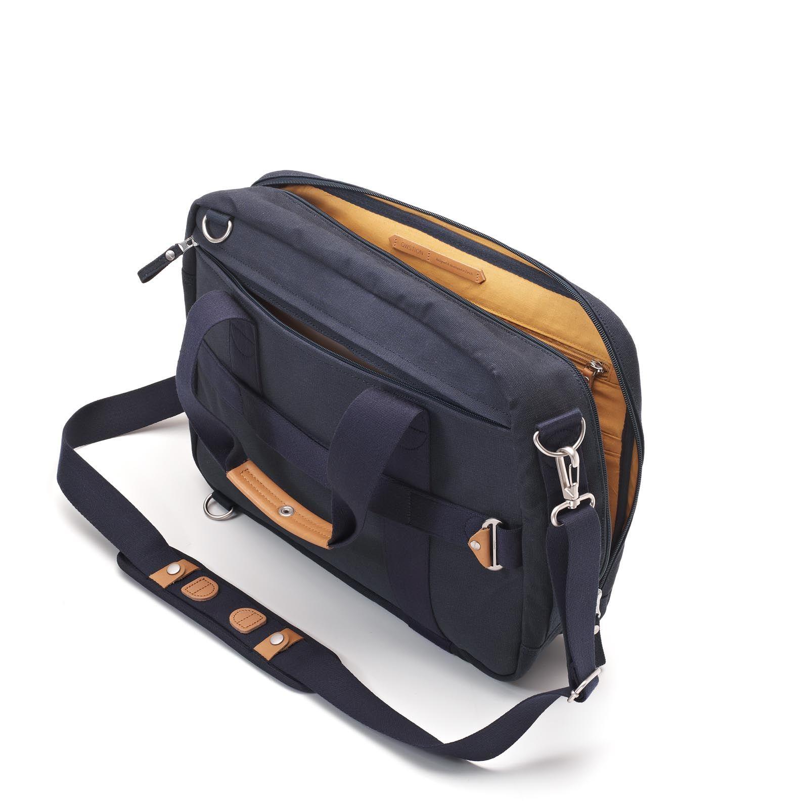 Office Bag - Organic Navy