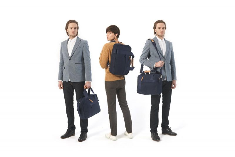 Office Bag - Organic Navy