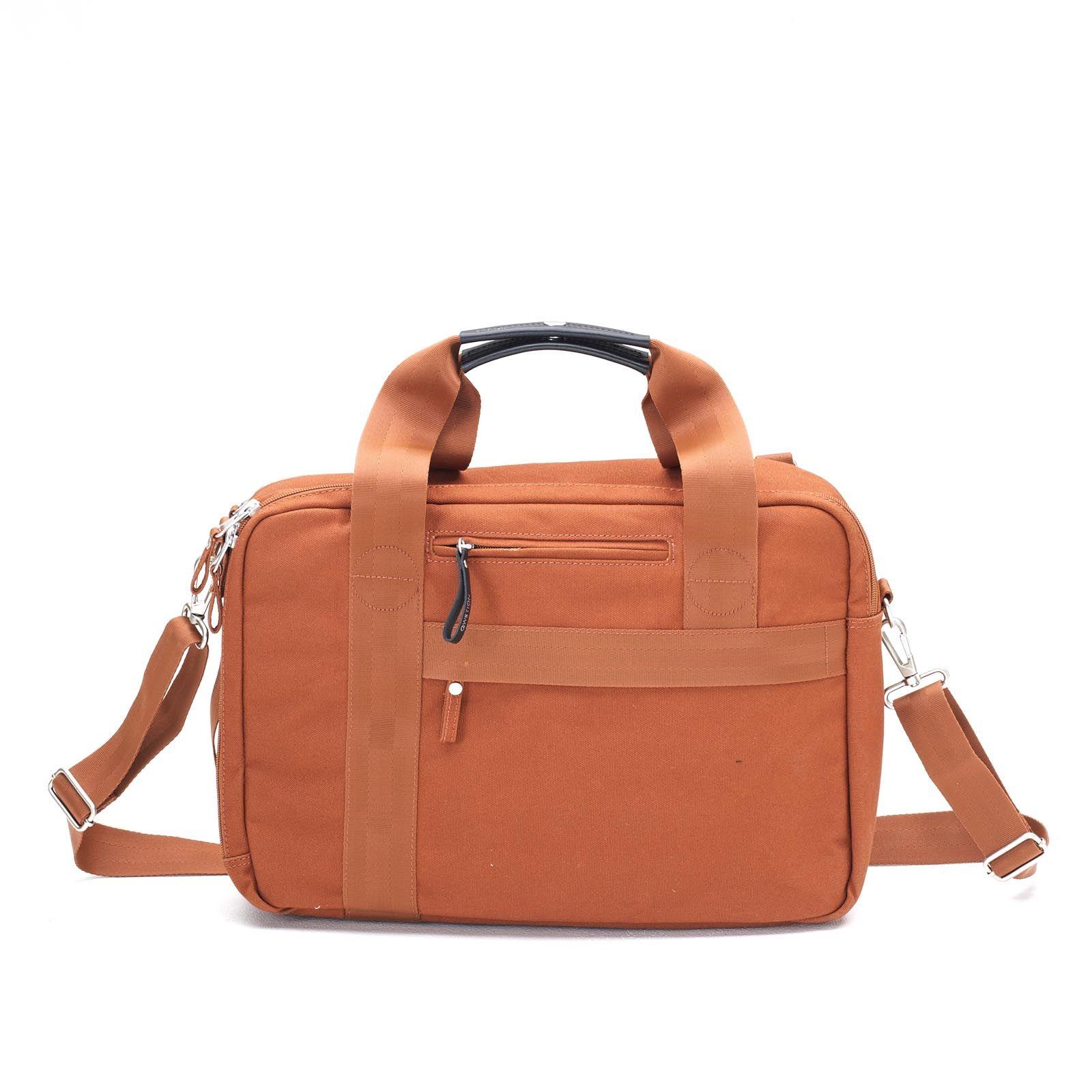 Office Bag - Organic Rust
