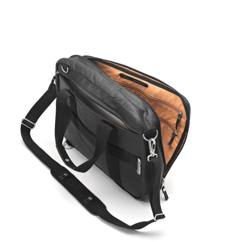 Office Bag - Organic Jet Black