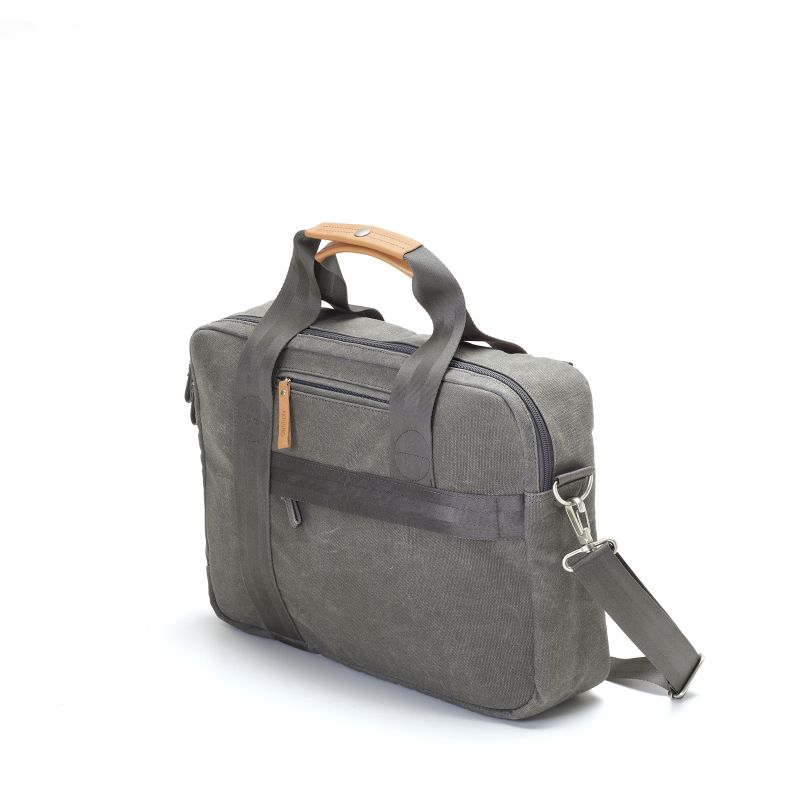 Office Bag - Organic Washed Grey