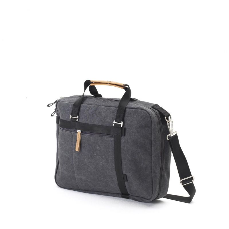 Office Tote - Washed Black