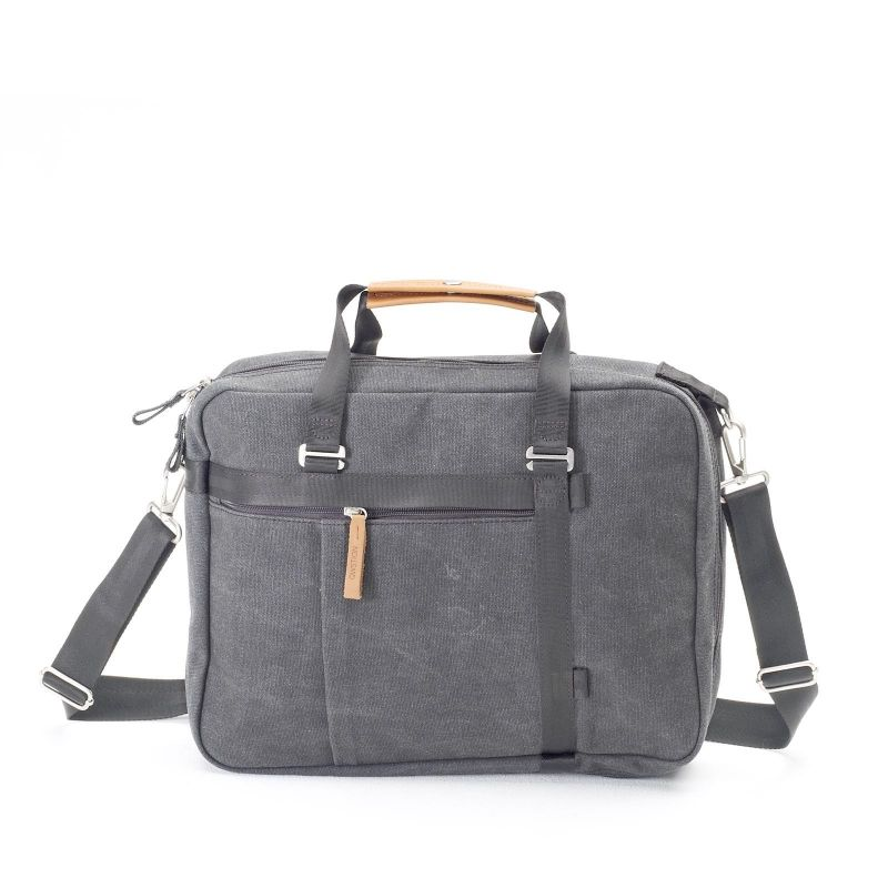 Office Tote - Washed Grey