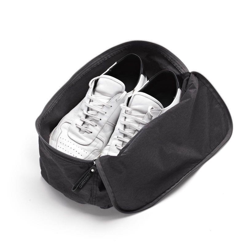 Shoe Bag - Grey Melange