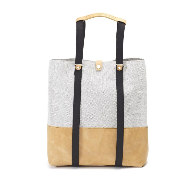 Shopper - Raw Blend Natural Leather