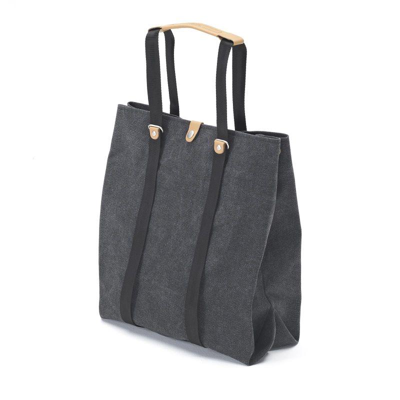 Shopper - Washed Black