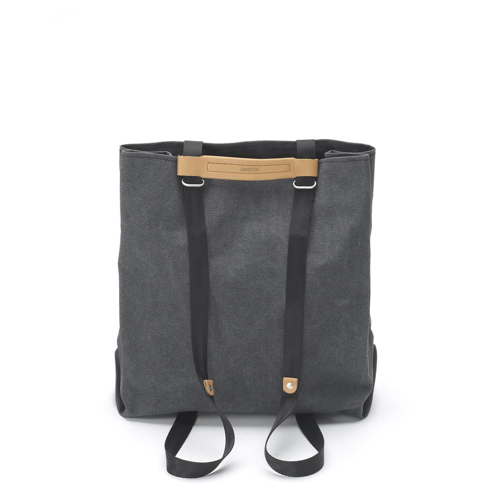 Shopper - Washed Black