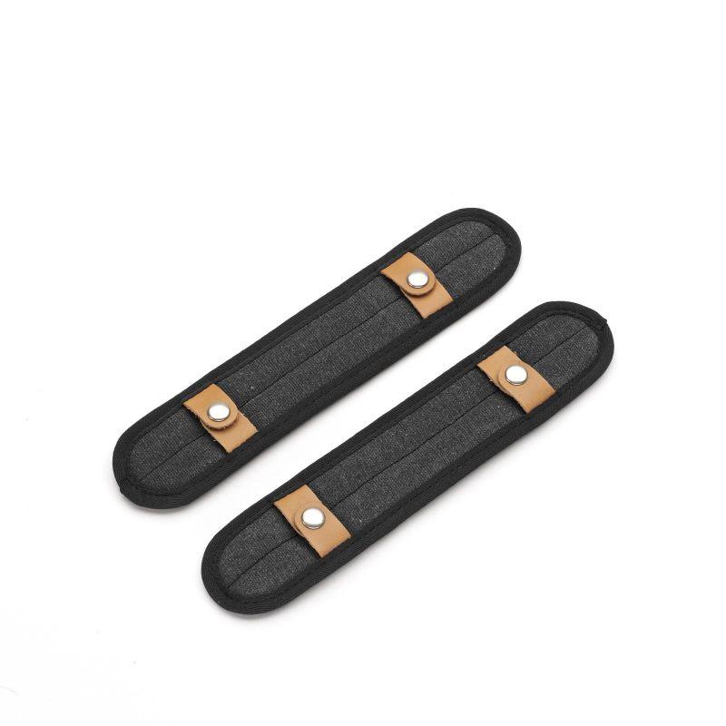 Shoulder Pads - Washed Black