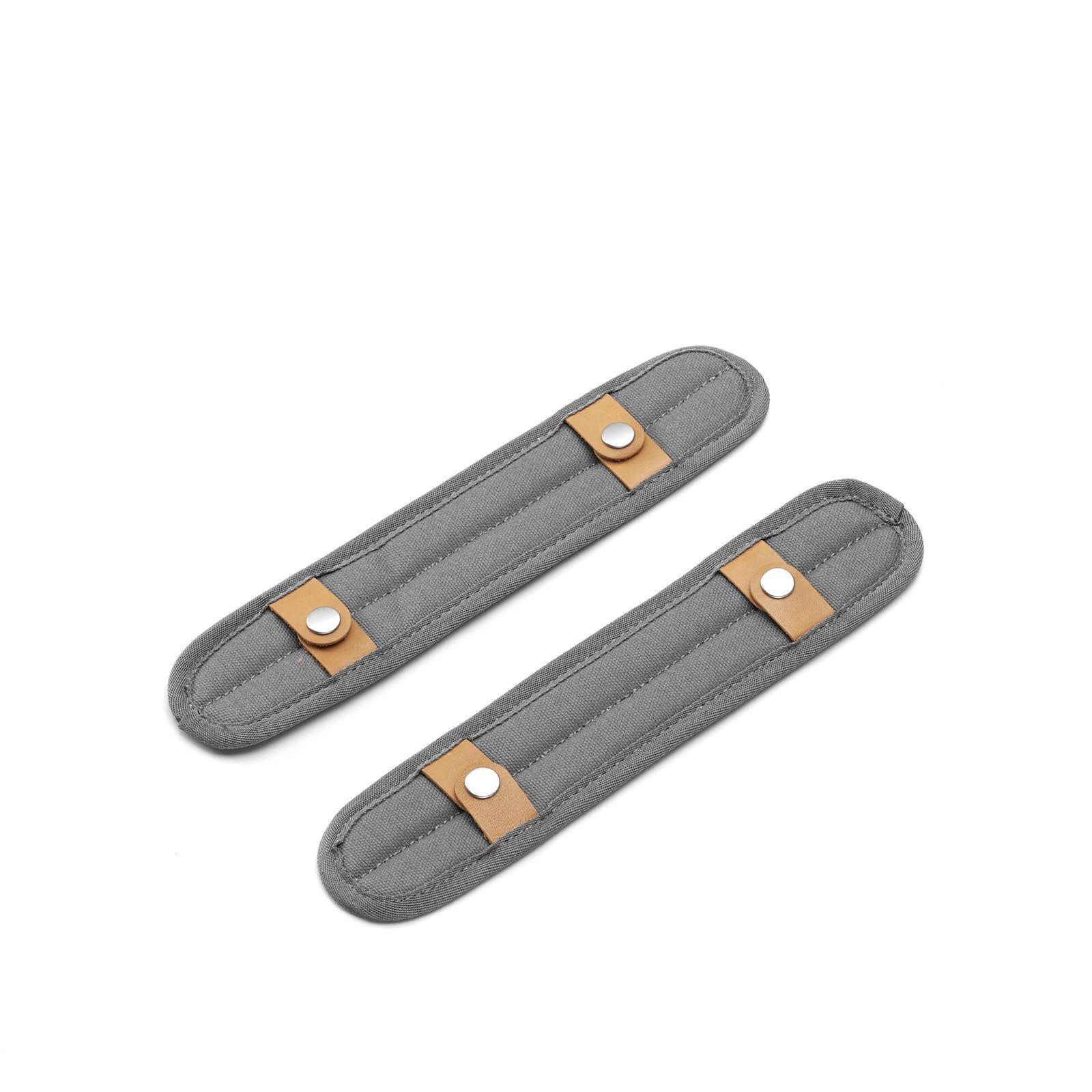 Shoulder Pads - Washed Grey
