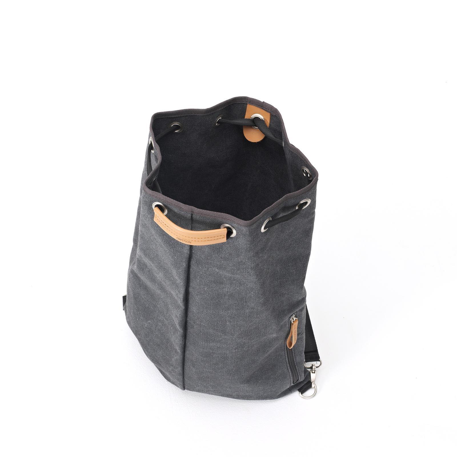 Simple Bag - Washed Black