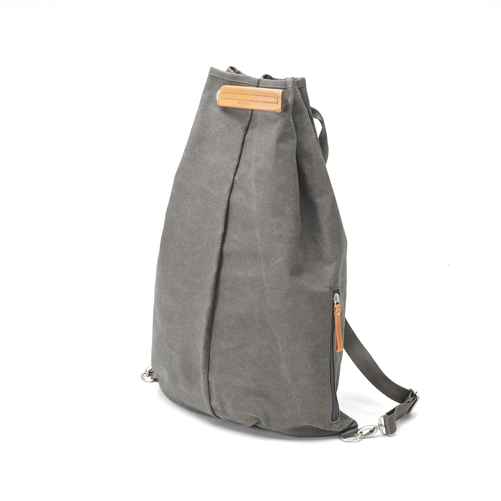 Simple Bag - Washed Grey