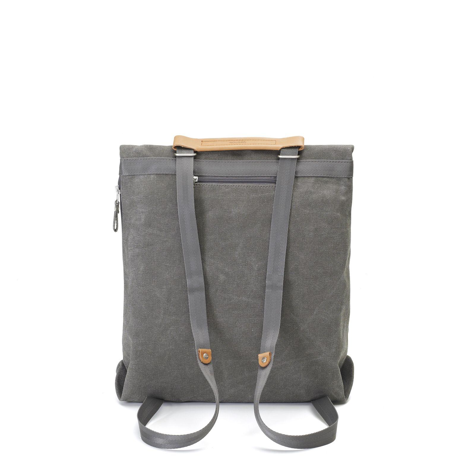 Tote - Organic Washed Grey