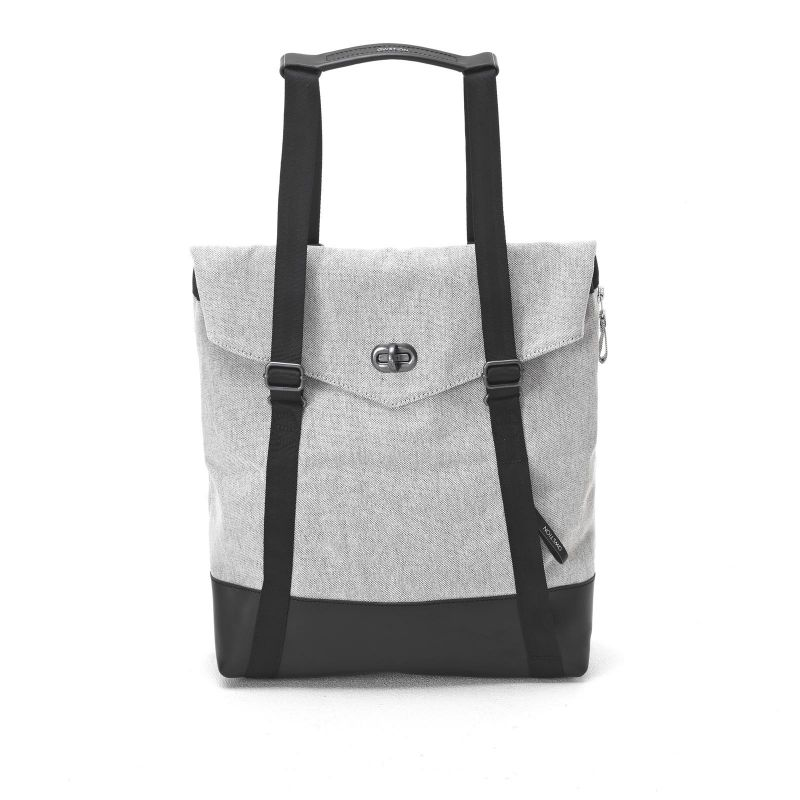 Tote - Raw Blend Leather Canvas