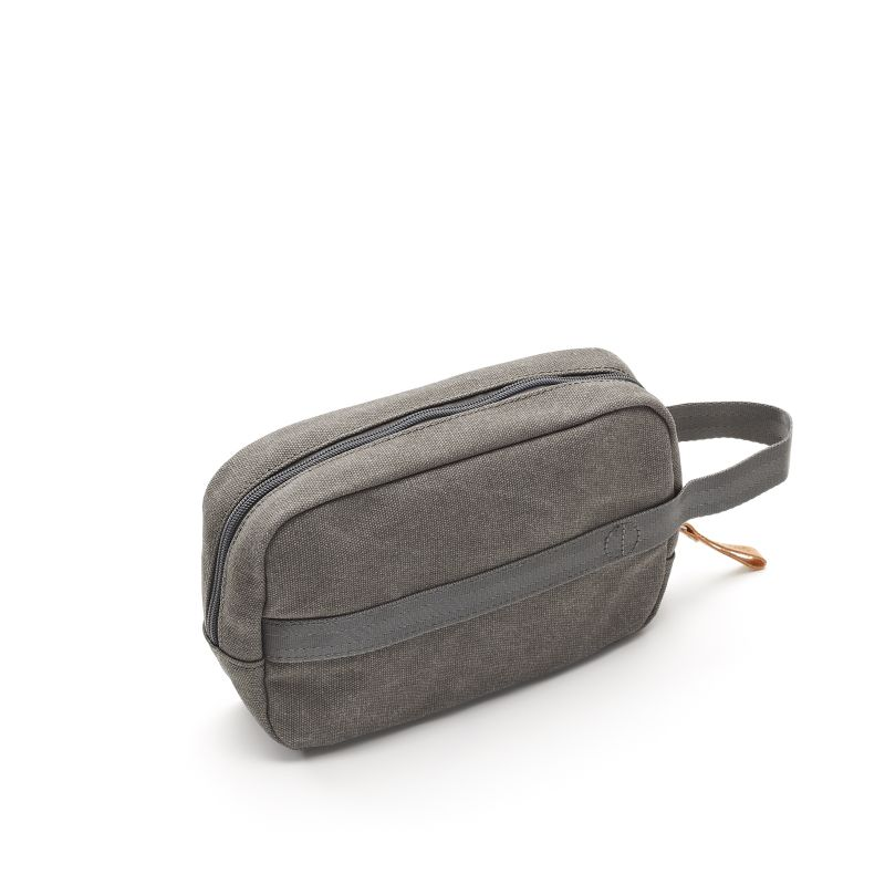 Travel Kit - Organic Washed Grey