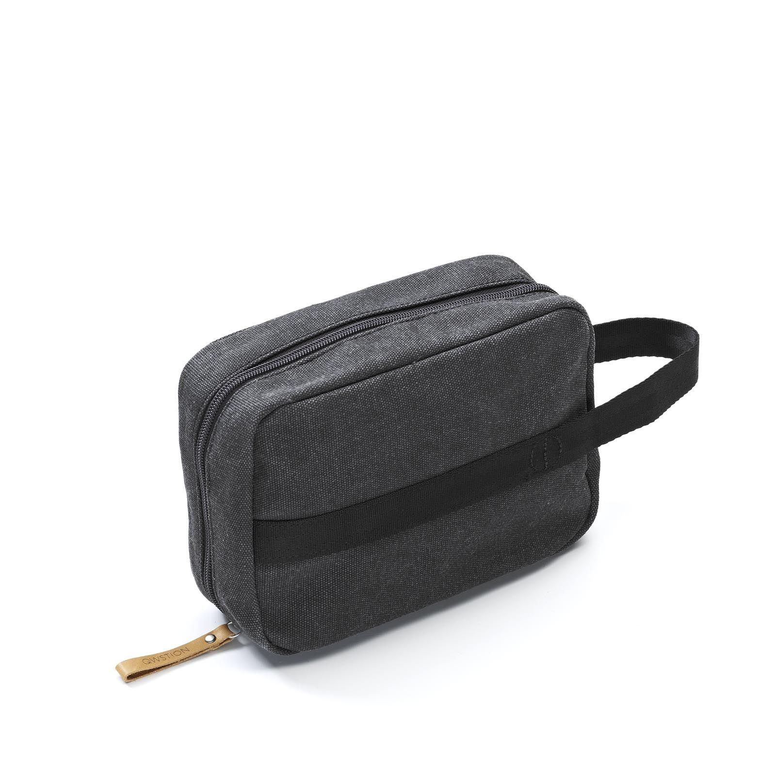 Toiletry Kit - Washed Black
