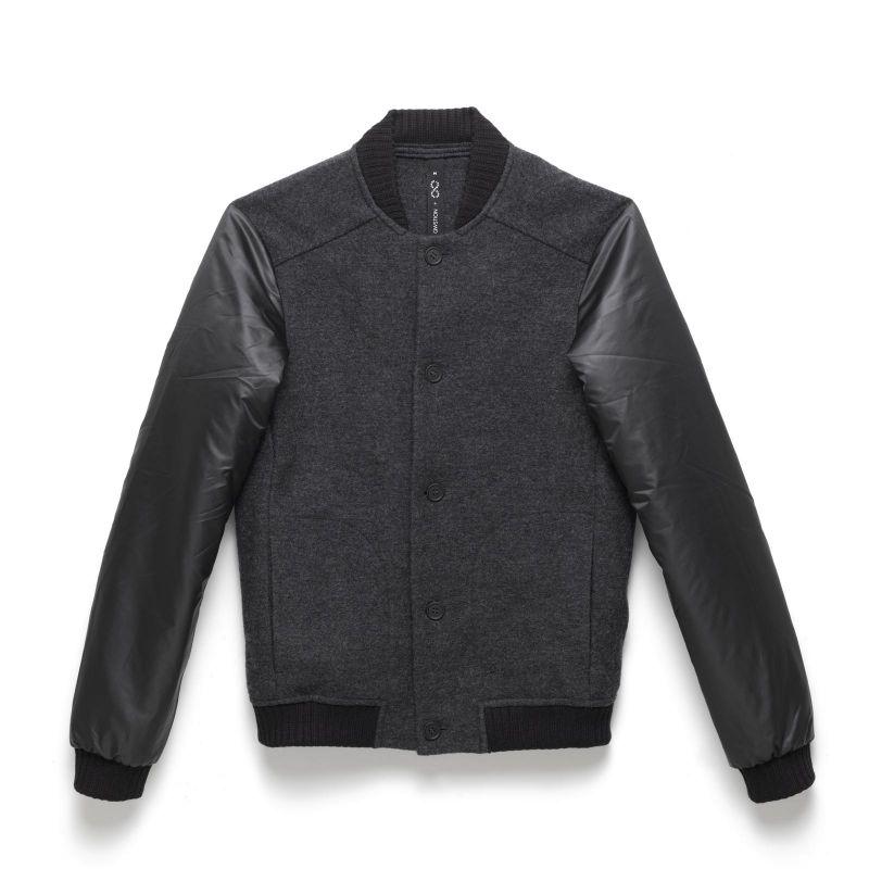 All Weather Coat Organic Black - Organic Black